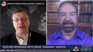 "Featured Interview - Operation Freedom - Craig ""Sawman"" Sawyer"