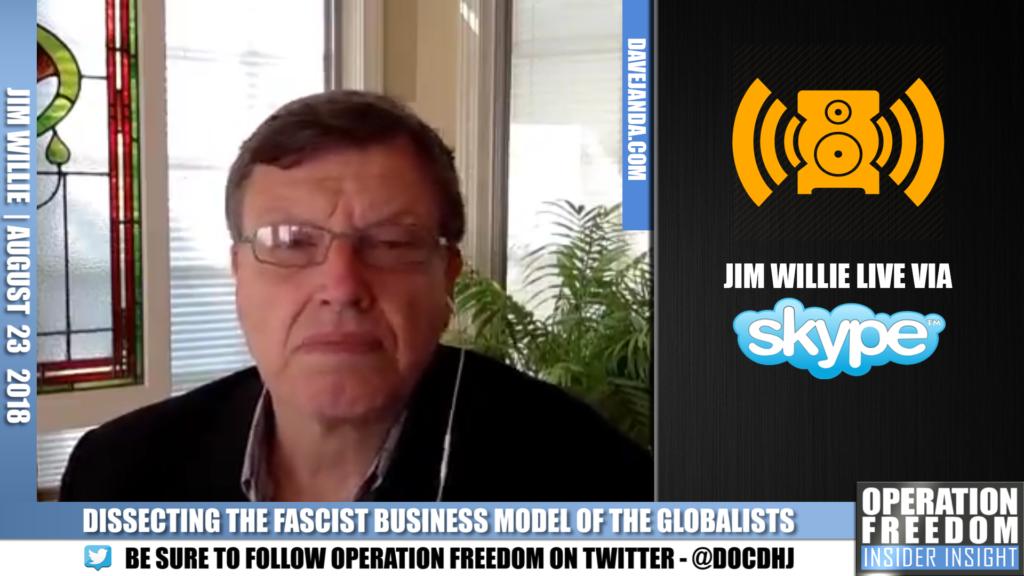 Insider Insight - Jim Willie - August 2018
