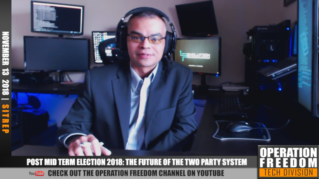 D.A.R. - Post 2018 Mid-Term Election Hypothesis / Analysis