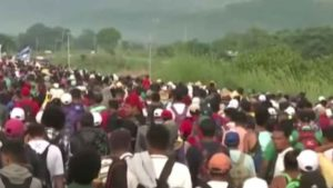 CARAVAN OF 'MIGRANTS' - A CRISIS DECADES IN THE MAKING