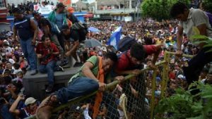 PRESIDENTIAL PROCLAMATION ADDRESSES MASSIVE ILLEGAL 'MIGRANT' CARAVAN: