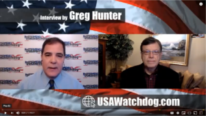 Featured Interview - Dr. Dave & Greg Hunter: Globalists Win If MAGA Supporters Walk