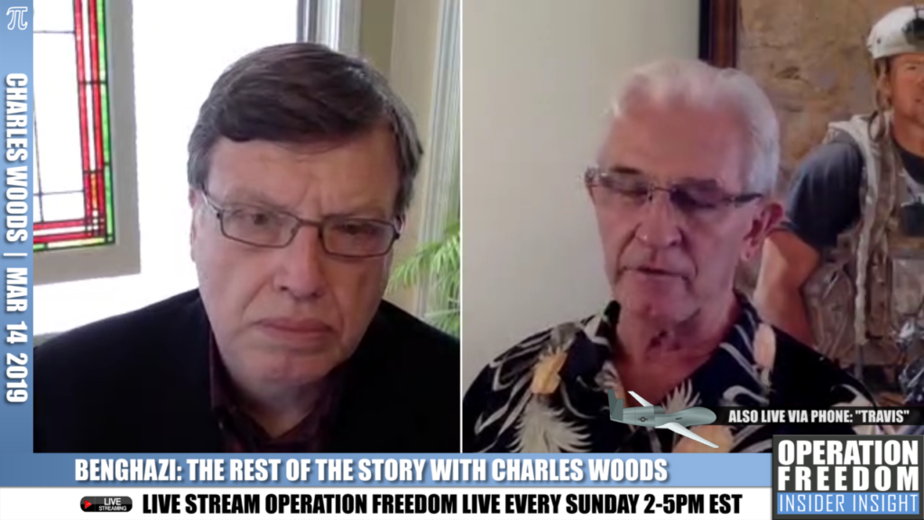 """Insider Insight - Charles Woods & """"Travis"""" - March 14 2019"""