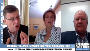 Insider Insight - Monti Smith & Wesley Walters - March 2019