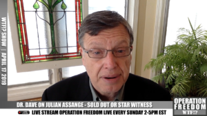 WTF?! - Julian Assange: Sell Out or Star Witness - April 27 2019