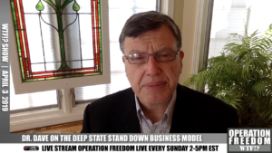 WTF?! - The Deep State Business Stand Down Model - April 3 2019