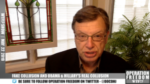WTF?! - Fake Collusion and Hillary & Obama's Real Collusion - May 22 2019