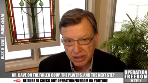 WTF?! - The Failed Coup, The Players & The Next Step - May 8 2019