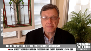 WTF?! - The IG Report, Jeffery Epstein, and NXIVM - July 10 2019