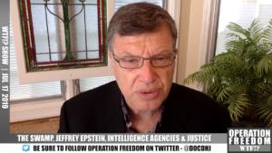 WTF?! - The Swamp, Jeffrey Epistein, Intelligence Agencies & Justice - July 17 2019