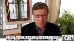 WTF?! - The Economy, The Fed, And The Deep State Game Plan - September 4 2019