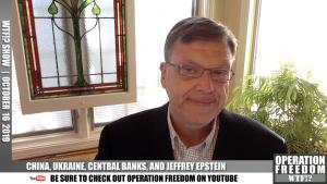 WTF?! - China, Ukraine, Central Banks, Epstein - October 16 2019