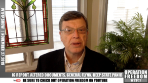 WTF?! - IG Report, Altered Documents, General Flynn, Deep State Panic - November 28 2019