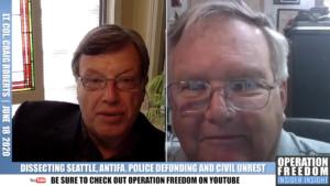 Insider Insight - Lt. Col. Craig Roberts - June 2020