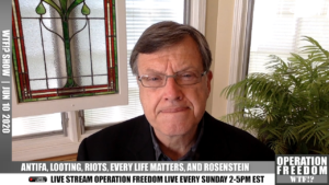 WTF?! - Antifa, Looting, Riots, Every Life Matters, Rosenstein - June 10 2020