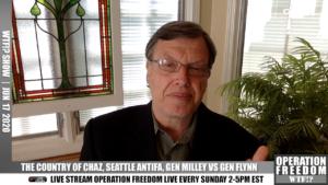 WTF?! - The Country of Chaz, Seattle Antifa, Gen. Milley vs Gen. Flynn - June 17 2020