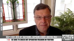 WTF?! - Deep State Info Op, Tantrums, Bolton, Yale - June 24 2020