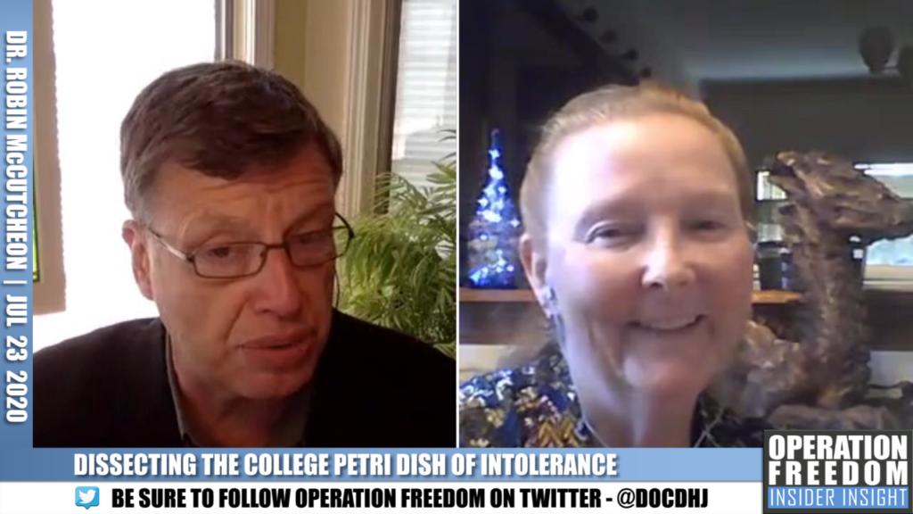 Insider Insight - Dr. Robin McCutcheon - July 2020