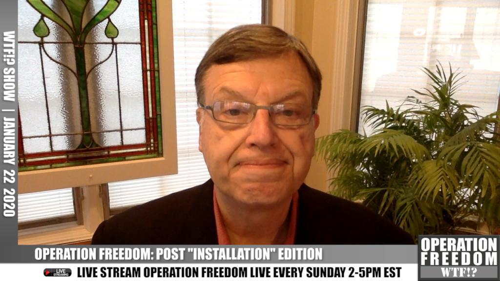 "WTF?! Addendum: The Post ""Installation"" Edition - January 22 2021"