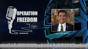 Victor Avila - The Border, Special Agent Zapata, and The Future