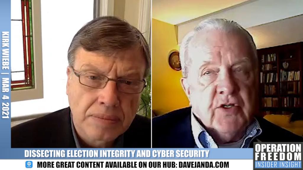 Insider Insight - Kirk Wiebe - March 2021