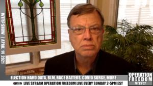 WTF?! - Election Hard Data, BLM, Race Baiters, Covid Surge, More - April 14 2021