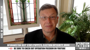 WTF?! - Afghanistan Deep State Puppets, Election Integrity, More - August 18 2021
