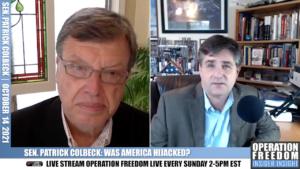Insider Insight - Sen. Patrick Colbeck - October 14 2021