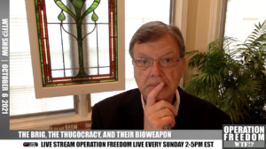 WTF?! - The Brig, The Thugocracy, And Their Bioweapon - October 6 2021